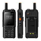 ALPS F40 Waterproof GPS/BDS Android 6.0 Smart Intercom Mobile Walkie Talkie Phone 4000mAh Li-Polymer battery 240h Standby 43 Languages