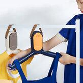 SKRILLEX KW-GYQ03 شماعات ملابس كهربائية قابلة للطي مجفف تعقيم بالأشعة فوق البنفسجية 200 واط أحذية بدلة مجفف محمول آلة توقيت وظيفة من سلسلة بيئية