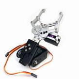 2DOF Robot Arm Gripper Clamp RC Robot Parts