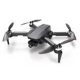 HR iCAMERA4 H4 GPS 5G WIFI FPV with 4K HD Dual Camera Two-axis Gimbal 20mins Flight Time Foldable RC Drone Quadcopter RTF