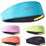RIMIX Sport Sweat Headbrand Outdooors Fitness Oddychający zespół chłodzący Hidroschesis