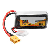 ZOP Power 11.1V 1800mAh 65C 3S Lipo Battery XT60 Plug