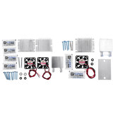 DIY Semiconductor Refrigerator Radiator Cooling Equipment Kit Water Cooling System