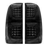Левый и правый дымчатый LED Авто Задний стоп-сигнал для TOYOTA HILUX VIGO MK7 SR5 2004-2015