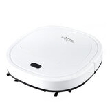 3 in 1 USB 1800mAh 1800Pa Smart Robot Vacuum Cleaner Sweeping Mopping UV Sterilization Automatic Sweeper Floor Low Noise