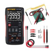 ANENG Q1 9999 Counts True RMS Digital Multimeter AC DC Voltage Current Resistance Capacitance Tester