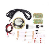 TAI-01 5V Infrared Audio Transceiver DIY Kit IR Sound Voice Infrared Transmission Module Kit