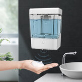 900ML壁掛け式自動石鹸ディスペンサーIPX3Waterpfoor Infrared Induction Liquid Dispenser for Bathroom Kitchen