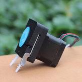 Cabeça de bomba de dosagem peristáltica do impulso da bomba com a bomba da tubulação Mangueira do tubo