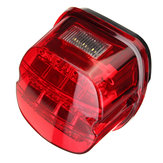Motorcycle LED Rear Tail Brake Light License Lamp For Harley Davidson Sportster