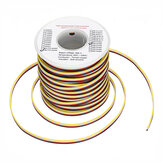 EUHOBBY 20m 26AWG Soft Silicone Line High Temperature Tinned Copper Wire Cable