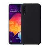 Bakeey Ultra-Thin Anti-slip Anti-fingerprint Soft TPU Protective Case for Samsung Galaxy A70 2019