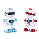 Interaction vocale programmable LeZhou Smart Touch Control chanter un cadeau de danse RC Robot pour enfants