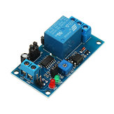 BESTEP C25 12V Normally Open Trigger Delay Relay Timer Electronic Module Vibration Board For Home Smart
