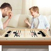 Échecs rebondissant échecs rebondissant échecs parent-enfant échecs interactifs sautant jeu de plateau d'échecs jouets de Hockey de bureau