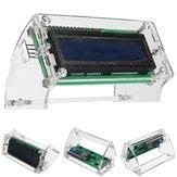 10 قطع LCD1602 lcd قذيفة ل 1602 أزرق / أصفر و I2C 1602 أزرق / أصفر أخضر الخلفية lcd وحدة حالة