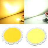 10w rotondi pannocchia LED chip tallone per giù soffitto lampada dc 32-34v
