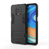Bakeey for Xiaomi Redmi Note 9S / Xiaomi Redmi Note 9 Pro / Xiaomi Redmi Note 9 Pro Max Case Armor Shockproof with Stand Holder Back Cover Protective Case |オリジナルではない