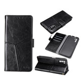 Bakeey for POCO M3 Case Magnetic Flip with Multi-Card Slot Stand PU Leather Shockproof Protective Case