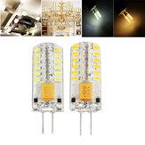 G4 2W SMD3014 48LEDs 260LM Warm White Pure White Light Bulb AC/DC12-24V