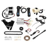 36V 250W Electric Bike Conversion Scooter Motor Controller Kit For 22-28inch Ordinary Bike