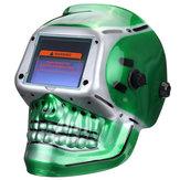 solare Saldatura automatica del casco per saldatura dimagrante Maschera Testa regolabile Banda