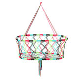 Hanging Baby Cradle Hammock Baby Indoor Basket Swing Outdoor Relaxing Bassinet Bed