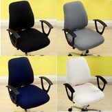 Office Computer Chair Cover Elastic Chair Cover Anti-dirty Removable Lift Chair Case Covers for Meeting Room Seat Cover