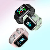 Bakeey KY11 Heart Rate Blood Pressure O2 Monitor Music Control 1.3inch Large View Display Smart Watch