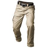 आर्कन सामरिक पैंट पुरुषों के आउटडोर जलरोधक छद्म बहु पॉकेट सैन्य आरामदायक पेंट