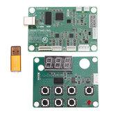 M2 Nano kontroler lasera płyta główna matka + panel sterowania + klucz sprzętowy B System frez do grawerowania DIY 3020 3040 K40