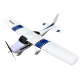 ESR CESSNA 182 MINI Apertura alare 800mm EPO RC Airplane Trainer KIT / PNP