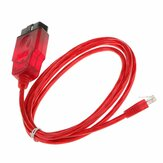 Auto OBD-diagnose INPA ENET-KABEL E-SYS ICOM-coderingsprogrammering voor BMW F / G-serie