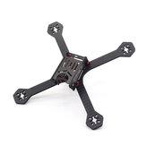 URUAV Cost-E Y 5 Cal 200mm Rozstaw osi Type-H 20 * 20mm / 30,5 * 30,5mm Otwór montażowy Rama z włókna węglowego do RC Drone FPV Racing