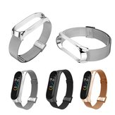 Bakeey Metal Watch Band Milan Stainless Steel Watch Strap for Xiaomi Mi band 4 Smart Watch Non-original