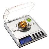 0.001G x 30g poche bijoux numériques gramme échelle pesage précis
