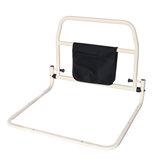 Trilho de apoio para cama dobrável de alumínio. Adulto idoso em casa, hospital para ajudar na segurança