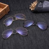 Anti Blue Ray Vollformat Optische Brillen Retro Brille