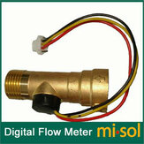 DC 5V Koper Waterverhitter Sensor Switch Flow Sensor