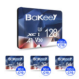 Bakeey BK-TF2 Flash Karta 16GB 32GB 64GB Karta pamięci 128GB Class 10 High Speed TF / SD z adapterem karty do telefonu komórkowego na iPhone'a dla Samsung Monitor Camera Drone