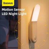 Baseus Smart 160° USB Charging LED Night Light PIR Sunshine Series Human Body Induction Aisle Light
