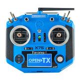 Frsky 2.4G 16CH ACCST Taranis Q X7S Trasmettitore Modalità 2 M7 Giunto Cardanico Wireless Senza Allenatore li<x>nk App Borsa