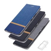 Bakeey™ Flip Cloth Pattern PU Leather Card Holder Full Body Protective Case for Huawei Mate 20
