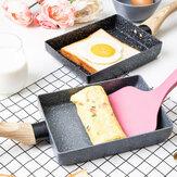 Cucina Antiaderente portatile Medico Rivestimento in pietra Padella Omelette Rotolo di uova Pentola Maker
