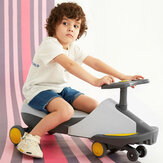 [FROM XIAOMI YOUPIN] 700KIDS Baby's Balance Scooter 3-6 Years Old Anti-side Wheel Child Twisting Car Max Load 50kg