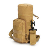 KC-BC05 Molle Water Bottle Carrier Travel Climb Outdooors Cintura Cinto Chaleira Tática Bolsa