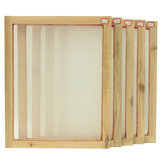 A3 Silk Screen Printing Stretcher Wooden Screen Printing Frames Fittings Art Printmaking 45x34.5cm