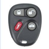 4 Knopf Ersatz Keyless Entry Fernschlüssel Fob Alarm Shell Für Koblear