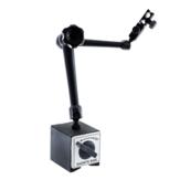 Drillpro Miniature Table Mechanical Magnetic Base Adjustable Metal Test Indicator Holder Digital Level Leverage Flexible Stand Dial Gauge Block