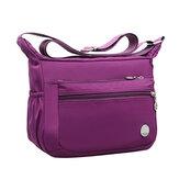 Women Nylon Shoulder Bag Outdoor  Waterproof Bag
